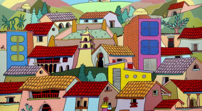 Carlos H. Hurtado Ames. Tradición y modernidad en la arquitectura del Mantaro. Un nuevo libro para el proceso regional del centro del Perú.